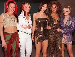 All Five Spice Girls Come