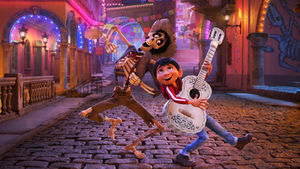 China Box Office: 'Coco' Stays