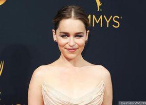 Emilia Clarke Finally Dyes Her