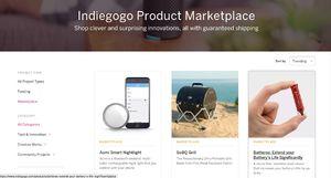 Indiegogo created a