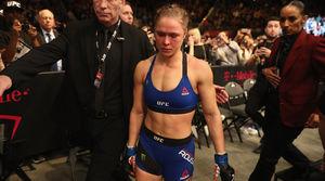 Amanda Nunes mocks Ronda