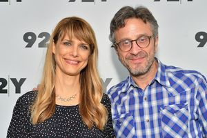 Marc Maron Opens Up About the