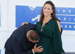 DJ Khaled and Fiancee Nicole