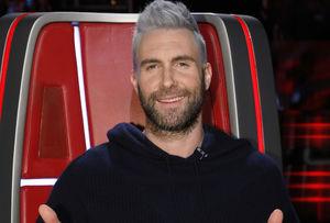 The Voice's Adam Levine