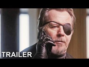 The Courier Trailer Starring