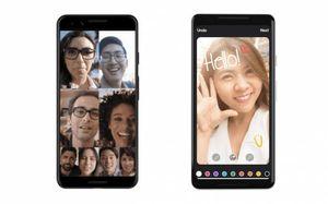 Google Duo group calling