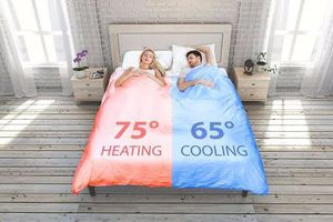 Freezing while your partner is