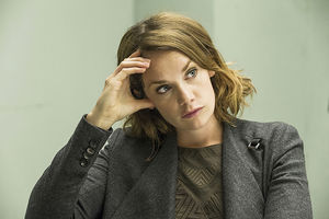 Ruth Wilson reveals she quit