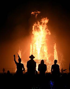Burning Man wants permission