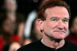 How Robin Williams was being
