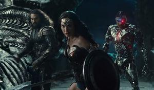 Every Justice League Trailer