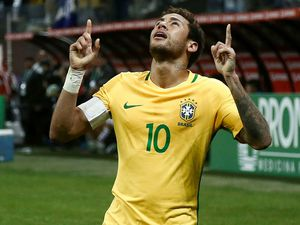 Captain Fantastic - Neymar