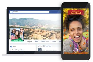 Facebook now lets you create