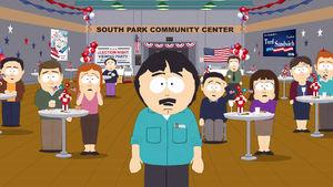 'South Park' nears