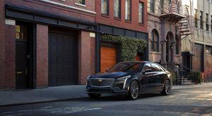 2019 Cadillac CT6-V renamed as