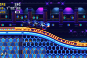 Sonic Mania could be the Blue