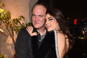 Quentin Tarantino marries