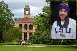Body of missing LSU freshman