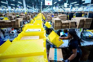 Amazon's Staten Island workers