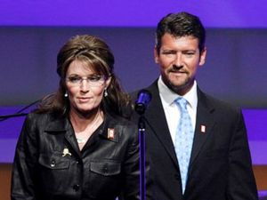 Sarah Palin's husband files