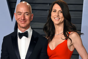 Bezos divorce has Amazon