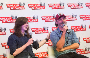 Andrew Lincoln of 'The Walking