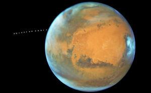 Gorgeous Hubble photo of Mars