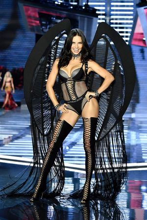 Is Adriana Lima Hanging Up Her
