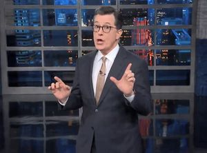 'The Late Show's' Stephen