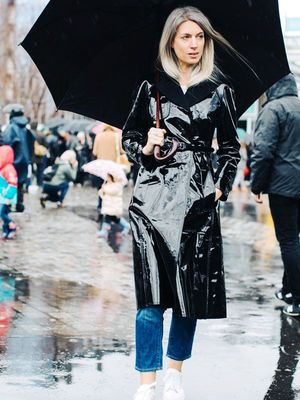 Rainy Day? Here's What Fashion