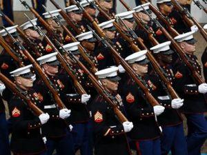 Trump's military parade: