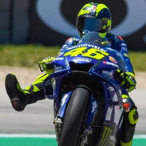 Rossi: 'I hoped to fight for