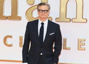 Colin Firth Gets Dual