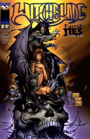Witchblade TV Show Set Up With