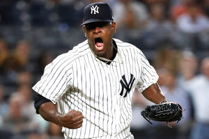 Luis Severino mows down Red