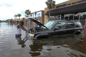 Irma leaves Jacksonville