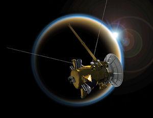 NASA's Cassini just began its