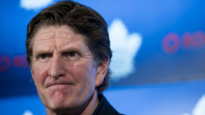 With chips down, Leafs' Mike