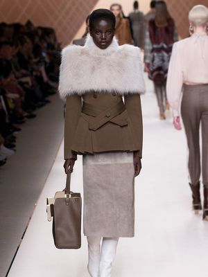 At Fendi, It's All About the