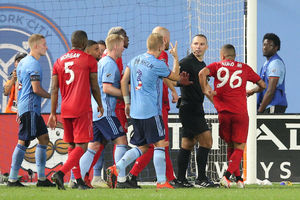 TFC earns draw with
