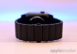 Nomad's titanium Apple Watch