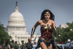 'Wonder Woman 1984' hitting