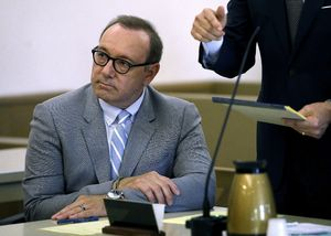 Kevin Spacey scandal taints