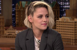 Kristen Stewart Opens Up About