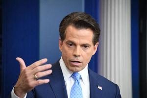 Mooch's shocking ouster could