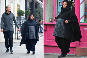 Pregnant Janet Jackson covers