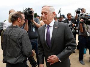 Mattis seeks less contentious