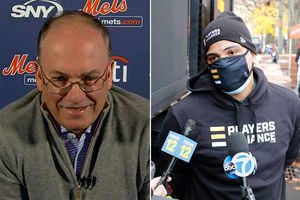 Dellin Betances, Mets players