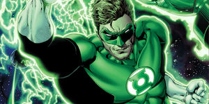 Green Lantern Corps May Also