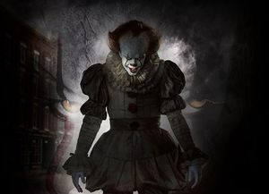 New Look at Pennywise the